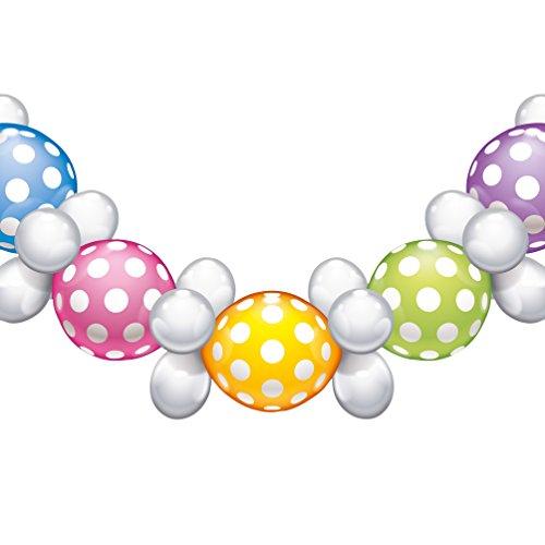 Luftballon-Girlande