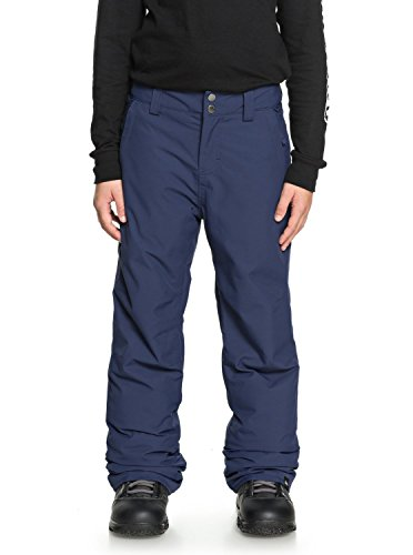 Quiksilver Snow Hose (Quiksilver Estate - Snow Pants for Boys 8-16 - Snow-Hose - Jungen 8-16 - Blau)