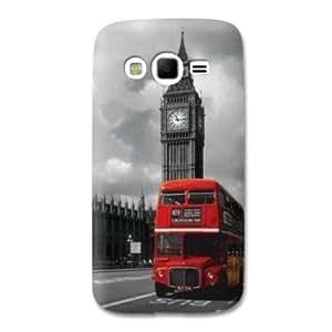 coque Samsung Galaxy Grand / Grand Plus Angleterre - - Londres bus B -