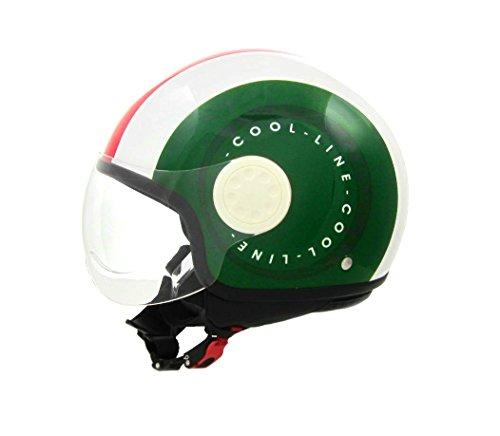 Akachafactory Autocollant Sticker Voiture Moto Scooter Course # 1 Numero Un uno Italia Italie