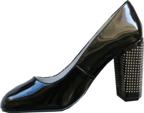 CHILLANY  Pumps, Escarpins pour femme Noir - Noir