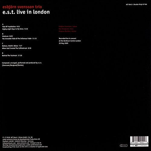 Live in London [Vinyl LP] - 2