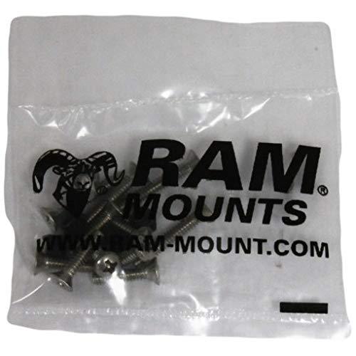 Ram Mounts RAM Hardware for Garmin 195,295, SPIII, RAM-S-G1U (Garmin 195,295, SPIII) G1u Ram