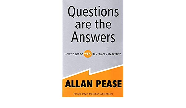 Amazon in: Buy Questions Are The Answers (English) Book