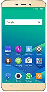 Gionee P7 Max (Gold, 3GB RAM, 32GB Storage)