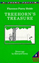 Treehorn's Treasure (Young Puffin Books)