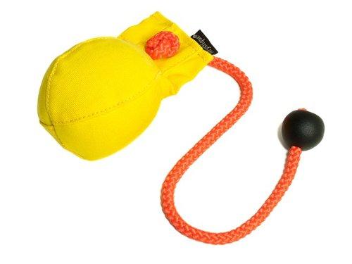Mystique Dummy Ball gelb 150g