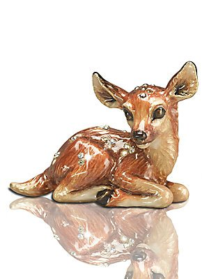Jay strongwater jayne fawn mini figurine sdh1756280