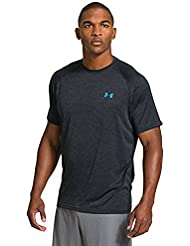 Under Armour Top UA - Camiseta de manga corta para hombre