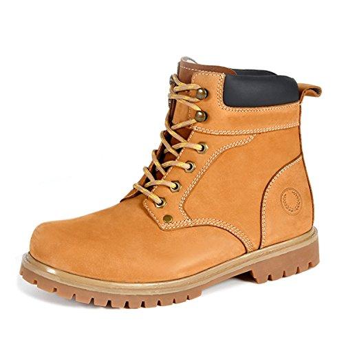 Preisvergleich Produktbild Minitoo ,  Herren Biker Boots ,  braun - braun - Größe: 41.5