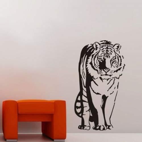 "Wanddeko Mbel Wandfiguren Kinderzimmerdeko 23.6"" X 39.3"" Tiger Dekoration Tier Wall Art Decor Abnehmbare Stilvolle StickeAufkleber Wanddeko"