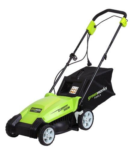 Greenworks Tools 35cm (14'') 1000W Tondeuse électrique