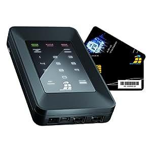 Digittrade HS256S 240GB - external hard drives (Black, 256-bit AES, Acronis True Image OEM Quick Backup, Serial ATA II)