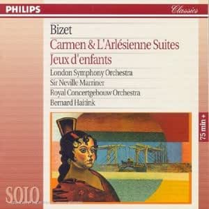 Carmen / L'Arlésienne