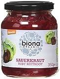 Biona Demeter Organic Sauerkraut Ruby Red 350 g
