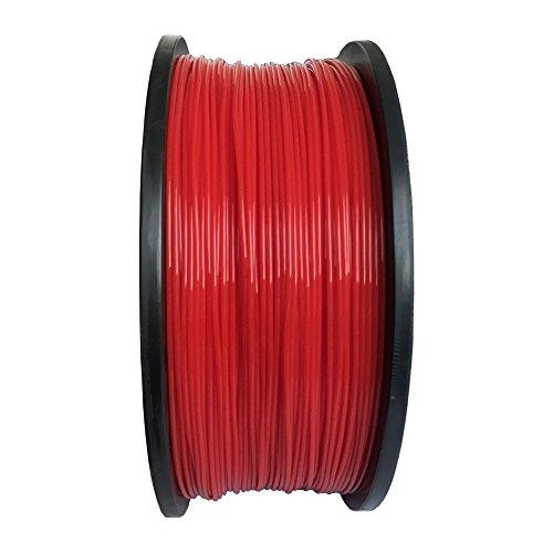 Blum–Pla Filament–Rouge–pour stylet Pen Imprimante 3D Printer (10mètres, 1,75mm)