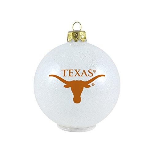 Boelter Brands NCAA Texas Longhorns LED-Ornament klein -