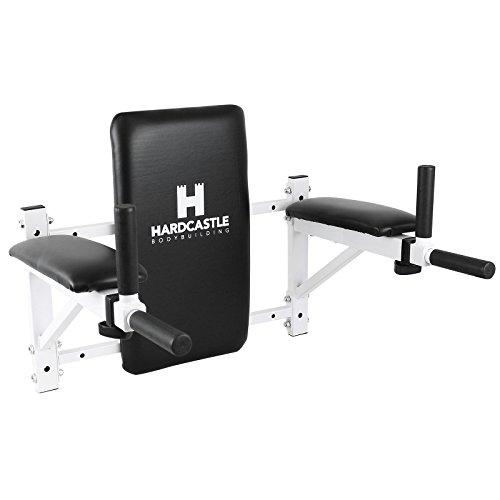 Hardcastle - Kraftsport-Station für Dips und Bauchmuskeltraining zur Wandmontage