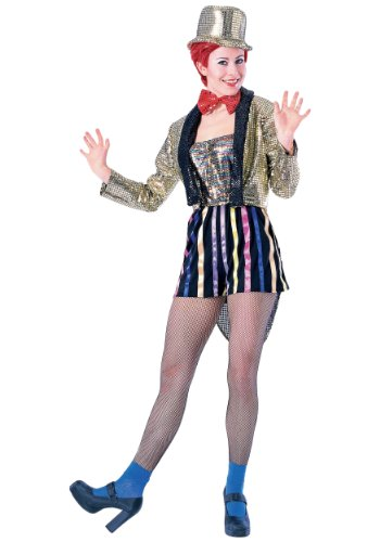 Kostüm Dress Horror Rocky Fancy - Rocky Horror Columbia Fancy dress costume Standard