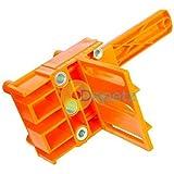 Plantilla de carpintero Daptez® Dowelling - producir espigas en madera carpintería uniones con