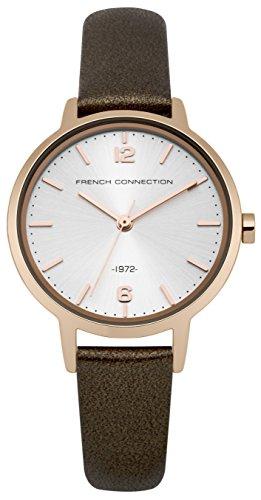 french-connection-reloj-de-cuarzo-para-mujer-con-blanco-esfera-analogica-pantalla-y-correa-de-piel-c