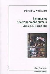 Femmes et développement humain : L'approche des capabilités