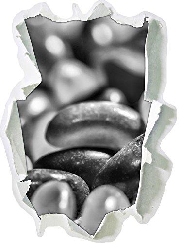 Monocrome, confiserie Belly Beans JellyPapier aspect 3D, la taille de la vignette mur ou de porte: 92x67cm, stickers muraux, sticker mural, décoration murale