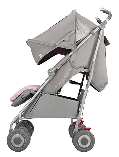 Maclaren techno xlr silla de paseo color dove orchid - Silla maclaren amazon ...