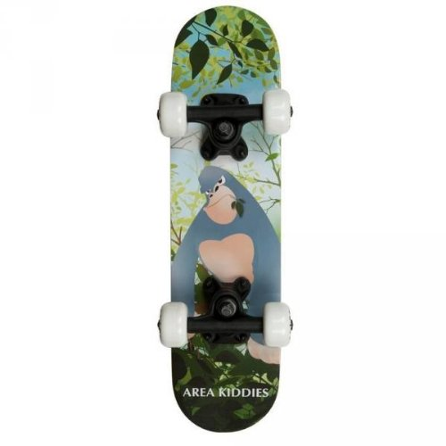 "Preisvergleich Produktbild Area Kiddies Skateboard Gorilla 20"" x 5"" (51x13cm) Kinderskateboard ab 3 Jahre"