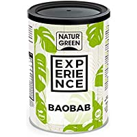 NaturGreen Experience, Bebida para el control de peso (Baobab) - 200 gr
