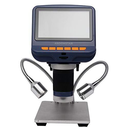 AD106S Microscope numérique LCD Grossissement 220x Réglable...