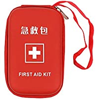 Outdoor Familie Mini Portable Kleine Erste Hilfe Kit Medizin Tasche, rot preisvergleich bei billige-tabletten.eu