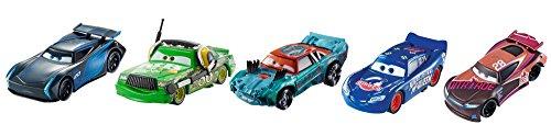 Cars 3 - Pack de 5 vehículos (Mattel FGR91)