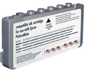 EPSON T0557. Cartouche d'encre Compatible pour Imprimante Epson PictureMate LA et PICTUREMATE 500