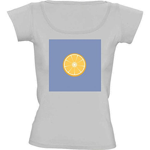 camiseta-blanca-con-cuello-redondo-para-mujeres-tamano-s-naranjas-by-ilovecotton