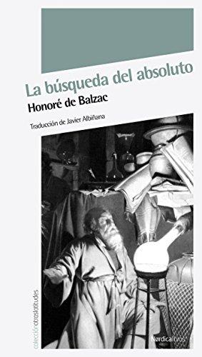 La búsqueda del absoluto (Otras Latitudes nº 5) por Honoré de Balzac
