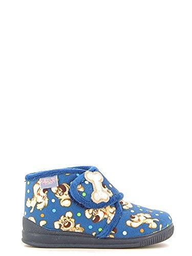 Grunland junior PA0502 Pantofola Bambino Blu 25