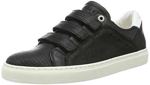 pantofola-doro-damen-biasca-donne-low-sneaker-schwarz-black-38-eu