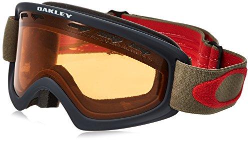 Oakley o Frame 2.0 xs Injected Unisex Google, Iron Dune, S