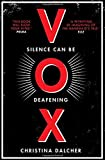 Vox: The bestselling gripping dystopian debut that everyone's talking about!