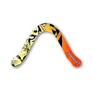 BoomerangFan BoomerangFanTIGER-L Tiger - Boomerang para Zurdos (22 cm)
