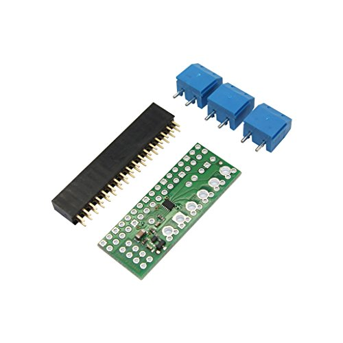 POLOLU-2753 Pololu DRV8835 Dual Motor Driver Kit for Raspberry Pi/FBA Dual Voltage Motor