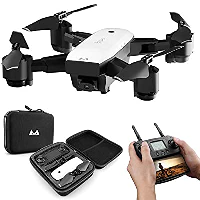 leonBonnie SMRC S20 6 Axles Gyro Mini GPS Drone With 110 Degree Wide Angle Camera 2.4G Altitude Hold RC Quadcopter Portable RC Model