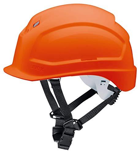Uvex 9772234 Schutzhelm für die Baustelle - Bauhelm für Erwachsene - Orange
