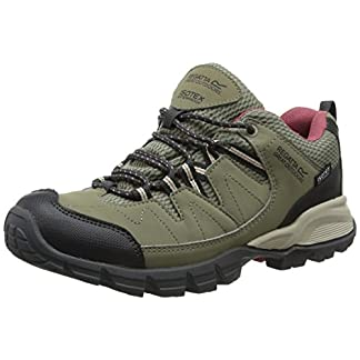 Regatta Lady Holcombe, Women's Low Rise Hiking Shoes 3