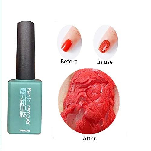ARTIFUN Magic Soak Off Nail Polish Remover Gel