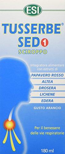 Esi Tusserbe Sed Sciroppo - 1 Flacone