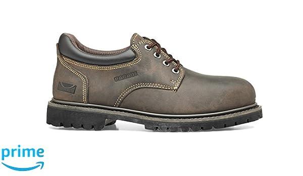 f27ac3419f3c PARADE 07TIGER*28 45 Chaussure de sécurité basse Pointure 50 Marron:  Amazon.fr: Bricolage