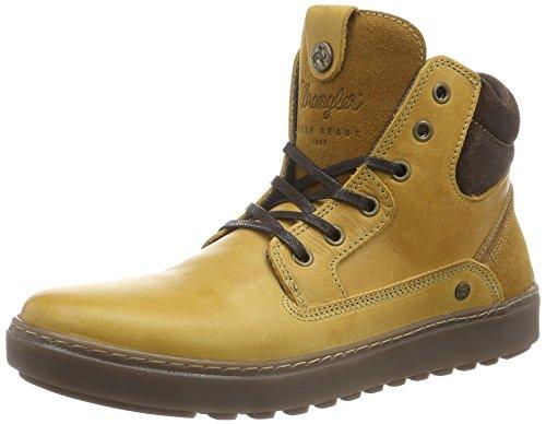 wrangler-historic-bottes-classiques-homme-jaune-gelb-71-camel-40-eu