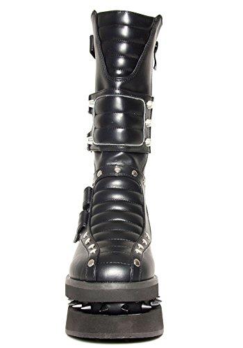 Hades Shoes, Damen Stiefel & Stiefeletten Schwarz